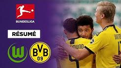 Résumé : Le Borussia Dortmund enchaîne contre Wolfsbourg !