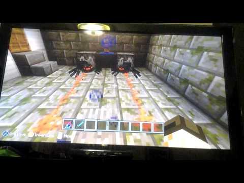 Minecraft haunted house showcase