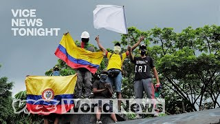 Colombia Is Rising Up