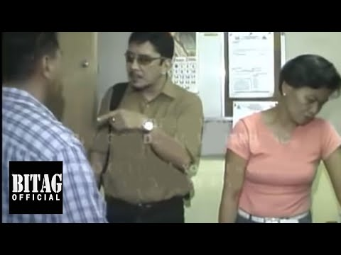 """Balasubas na Quezon City towing! (""""Naihi"""" nang makita ang BITAG!)"""