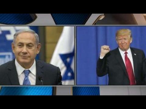 Fmr. Israeli mayor on Trump's trip to Israel