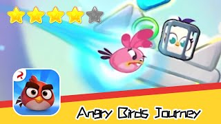 Angry Birds Journey 69 Walkthrough Fling Birds Solve Puzzles Recommend index four stars