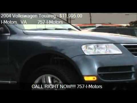 2004 Volkswagen Touareg V8 - for sale in Virginia Beach, VA