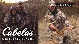 Cabela's Whitetail Season 18.11: Andy and David in Illinois
