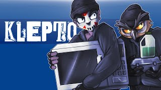Video KLEPTO - (Burglary Simulator) Vanoss & Delirious Stealing EVERYTHING! Glitches!!!! download MP3, 3GP, MP4, WEBM, AVI, FLV Desember 2017