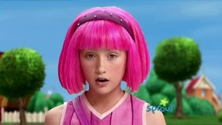"PSY ""GANGNAM STYLE"" with Stephanie from LazyTown (Parody) Mashup Julianna Rose Mauriello"