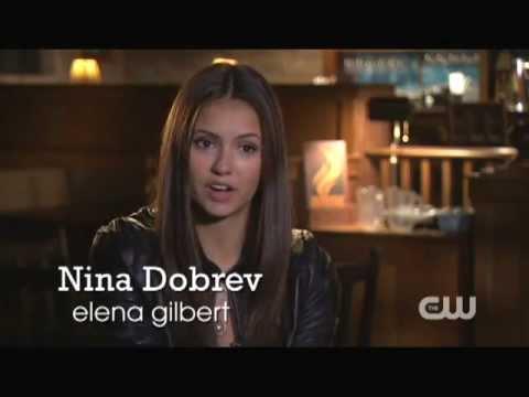 •♦•The Vampire Diaries// ...Interview with Nina Dobrev...•♦•