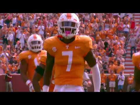 HIGHLIGHTS: Tennessee vs. South Carolina (10.14.17)