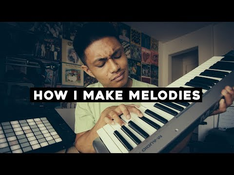 My THOUGHT process when making DOPE MELODIES | Ableton Live 10