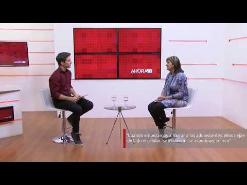 AHORA TV | Entrevista a Élida Sola