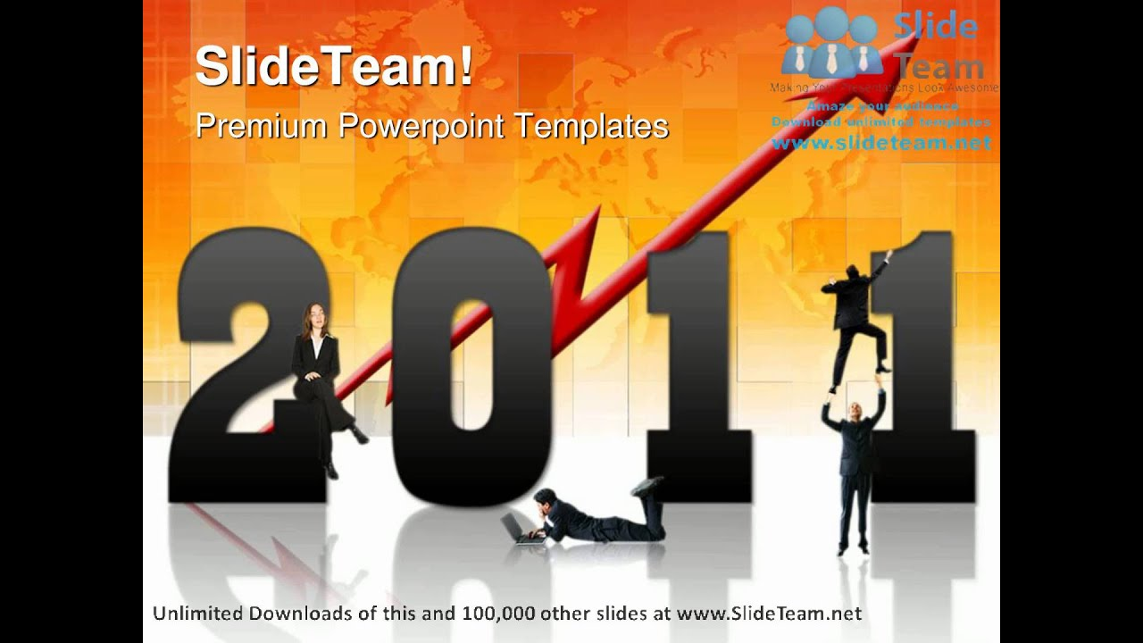 new year business 2011 success powerpoint templates themes and backgrounds ppt themes