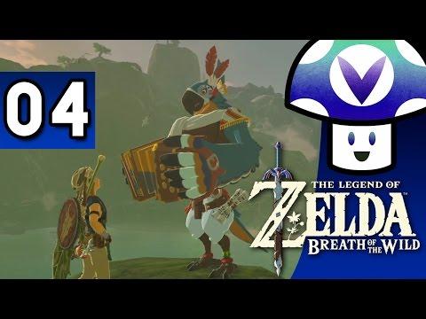 [Vinesauce] Vinny - Zelda: Breath of the Wild (part 4) + Art!