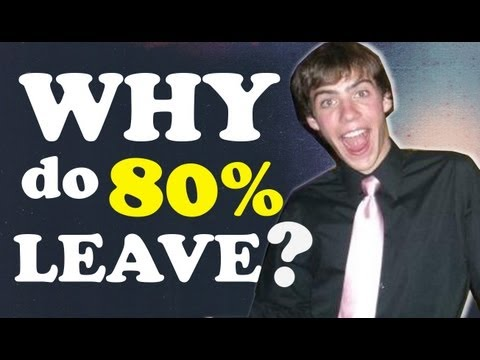 Why Do 80% of Youth Leave Church? #499