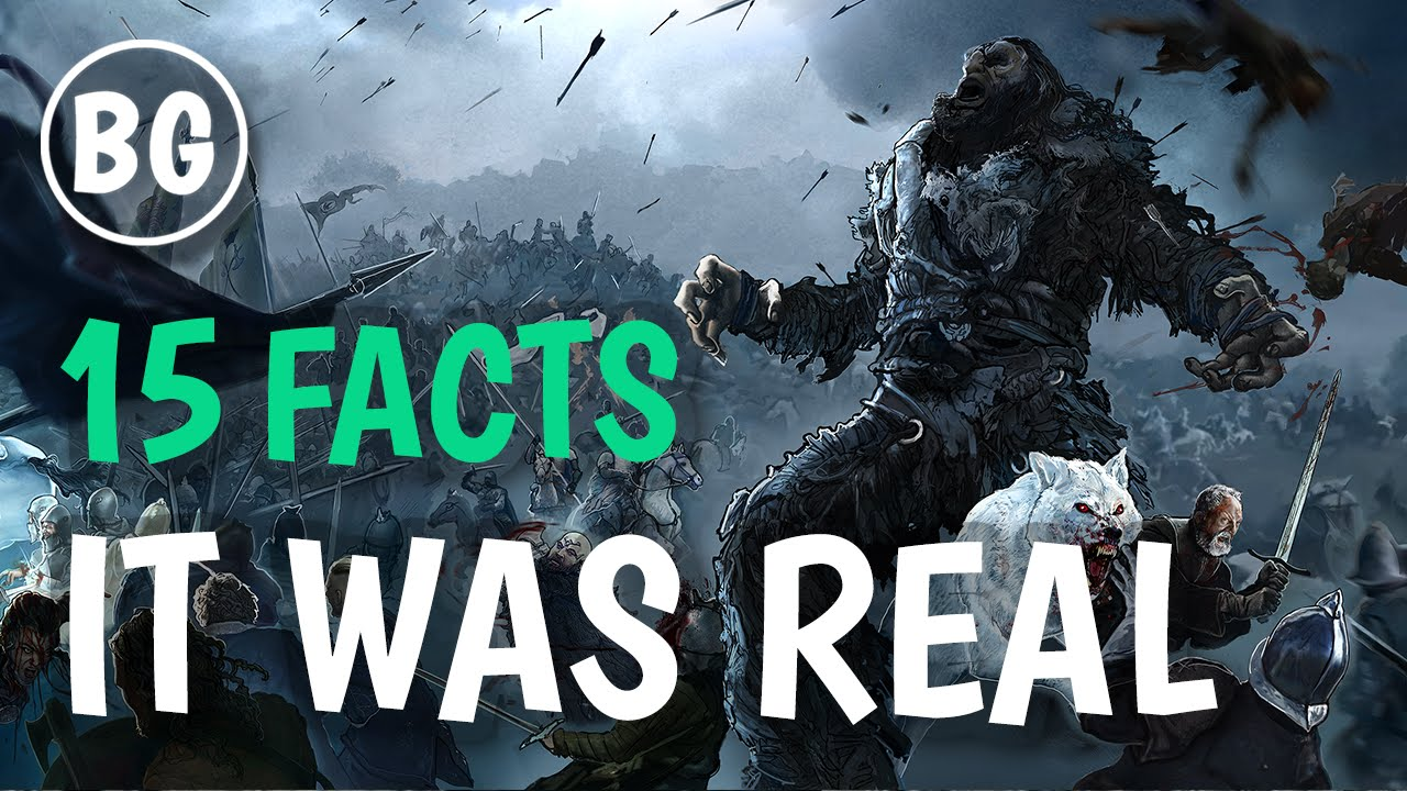 Game Of Thrones S6 15 Facts About The Battle Of The Bastards