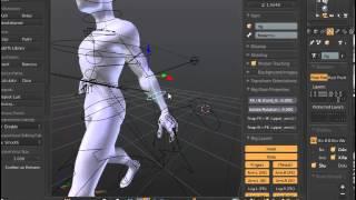 Blender turorial tips cepat animasi berjalan