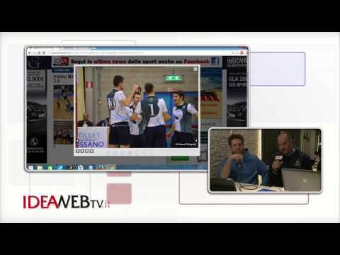 UN CAFFE' FUORICAMPO - Spazio al Volley Got Talent con Liano Petrelli