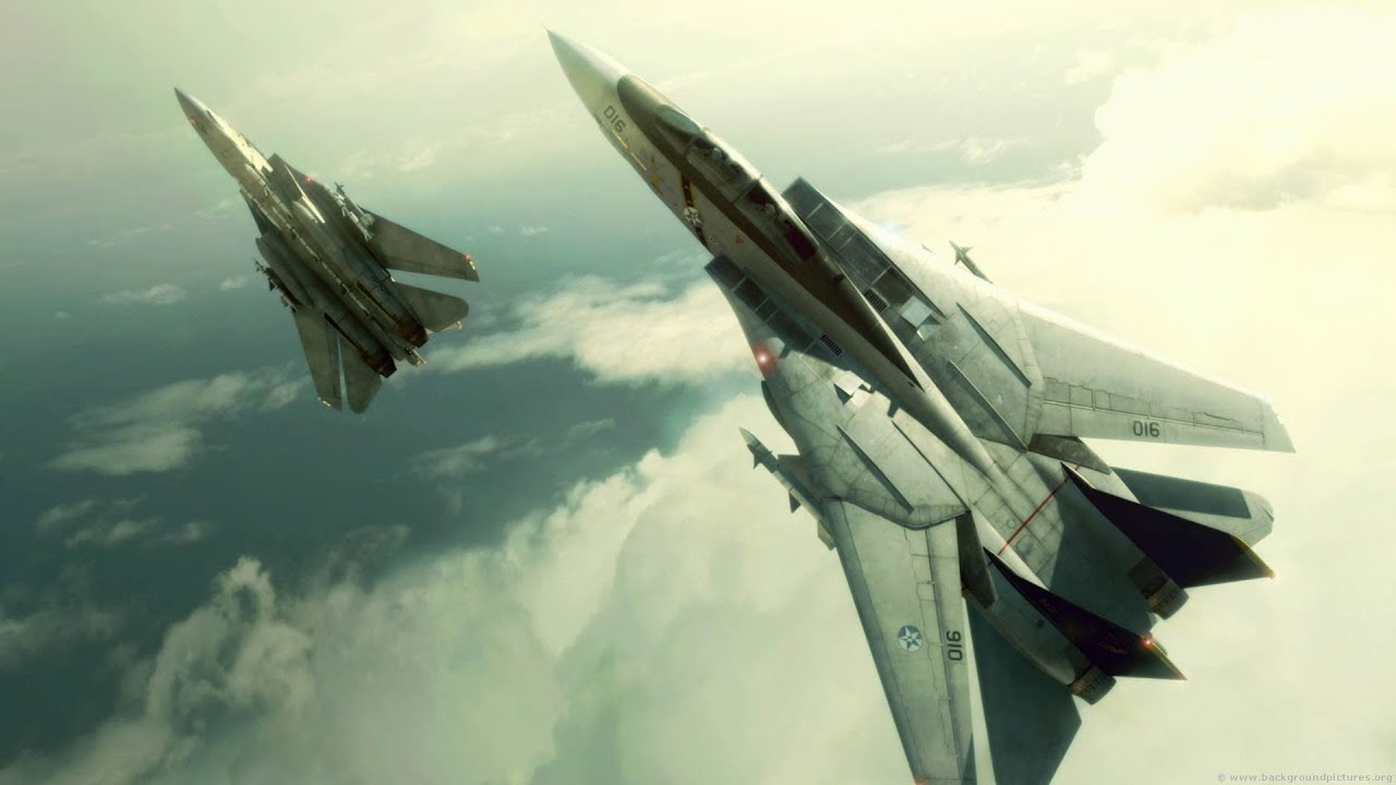 Ace Combat: Assault Horizon Enhanced Edition Gameplay (PC