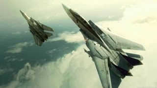 Ace Combat: Assault Horizon Enhanced Edition Gameplay (PC HD)