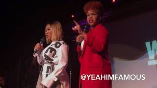 Download Video ' Mary Mary '  Season 6 Premiere Tina & Erica Campbell Perform Live in NYC The Cutting Room MP3 3GP MP4