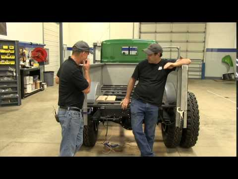 """Building a """"Custom Truck Bed"""" for AAPEX (Part I)"""