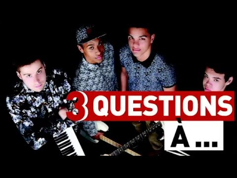 3 Questions au groupe The Rising Sun