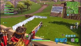 L'AIM ABUSE È TOO STRONG!! Strick Pack Fortnite PS4