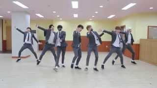 투포케이(24K) 오늘예쁘네(HeyYou) 안무영상(수트버전) Dance Practice
