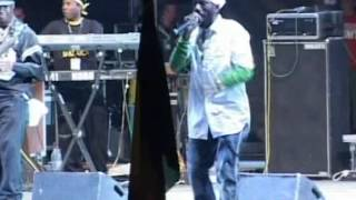 Sizzla - Live at Rototom Sunsplash (2007)