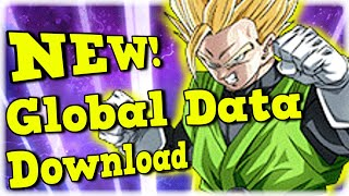 NEW Global Data Download Details! Dragon Ball Z Dokkan Battle