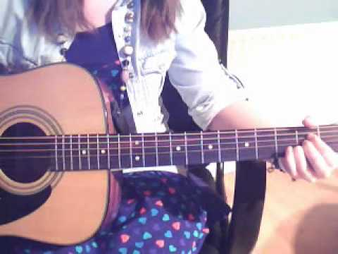Back To December  Taylor Swift EASY Guitar Tutorial