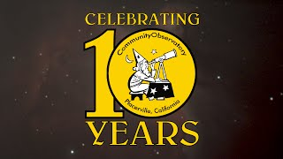 Community Observatory  Astronomy Day 2016 6:30pm-10:30pm