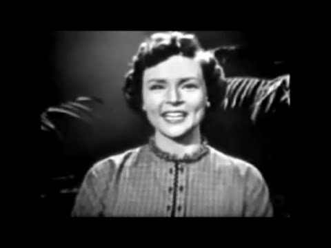 Getting to Know You - Betty White