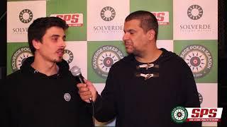Rui Soares Lidera Dia 1B Main Event Solverde Poker Season 2017