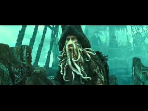 The sad story of Davy Jones (with music box)