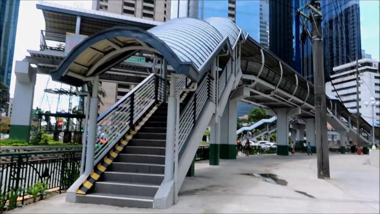 JULIA VARGAS : NEW Elevated Walkway in Ortigas : The Best!