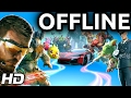 Top 5 Offline Gameloft Games for Android / iOS 2017