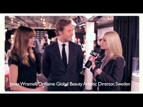 Oriflame The ONE - Mercedes Benz Fashion Report Stockholm