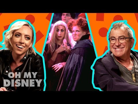 Watch Hocus Pocus With Director Kenny Ortega | Oh My Disney