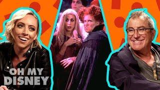 Watch Hocus Pocus With Director Kenny Ortega | Oh My Disney