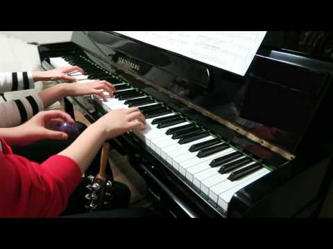 제이레빗(J Rabbit) - Winter Wonderland Piano Duet