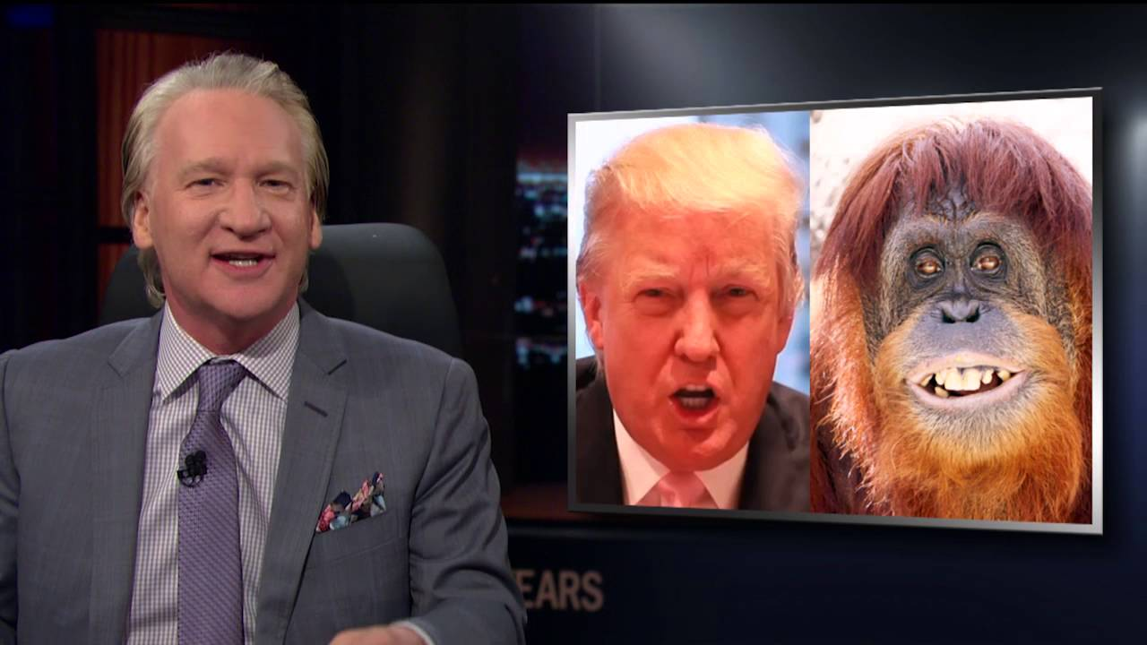 WATCH: Bill Maher calls President Trump a whiny little bitch who isn't adulting