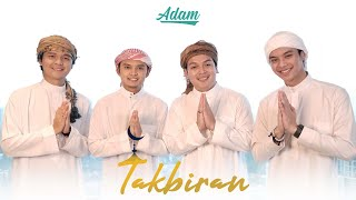Gambar cover GEMA TAKBIRAN IDUL FITRI 2020 NONSTOP  TERBARU - ADAM