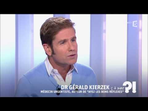 """Il y a un retard sur les comportements qui sauvent"" Gérald Kierzek #cadire 10-11-2016"