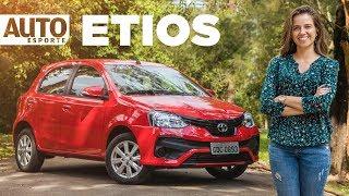 Toyota Etios: o custo-benefício compensa o visual? thumbnail