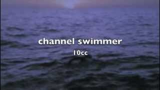 """""""channel swimmer"""" 10cc video by sherry 2013."""