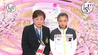 Алина Загитова Чемпионат Мира 2019
