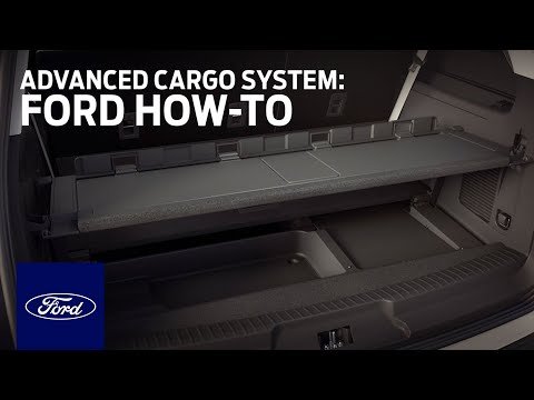 room  advanced cargo management system ford   ford youtube