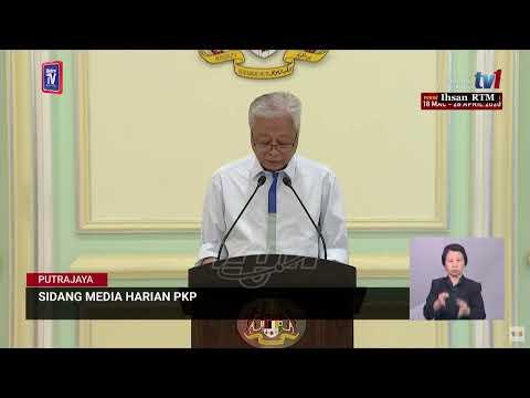 [LIVE] Sidang media Menteri Kanan (Keselamatan), Datuk Seri Ismail Sabri Yaakob