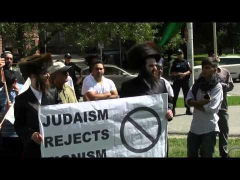 Al Quds Day Toronto: Speaker Calls For Israelis To Be Killed