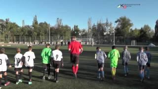 Детский футбол.